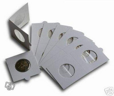 LOT 1000 ETUIS CARTONS HARTBERGER HB A AGRAFER POUR PIECES - Materiaal
