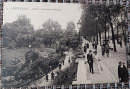 Bruxelles : Boulevard Botanique - Avenidas, Bulevares