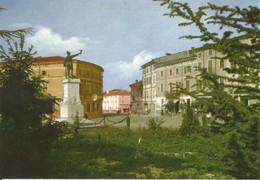 (VR) CALDIERO, PIAZZA MATTEOTTI - Cartolina Nuova - Other Cities