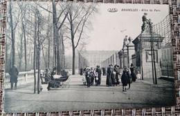 Bruxelles : Allée Du Parc - Avenidas, Bulevares