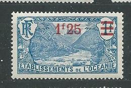 OCEANIE N° 63 ** TB - Unused Stamps