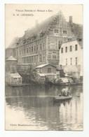 Lessines La Dendre Et Le Moulin à Eau Carte Postale Ancienne - Lessines