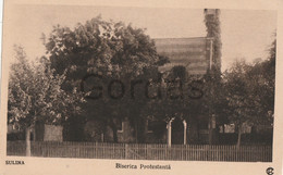 Romania - Sulina - Biserica Protestanta - Protestant Church - Jud. Tulcea - Romania