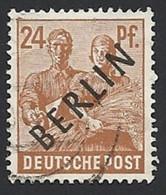 Berlin, 1948, Mi.-Nr. 9, Gestempelt - Usados