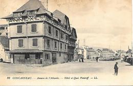 29 CONCARNEAU ANNEXE DE LATLANTIC HOTEL ET QUAI PENEROFF - Concarneau