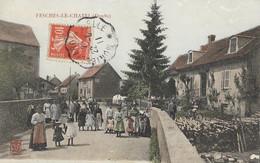 Fesches-le-Châtel - Intérieur Du Village - Altri Comuni