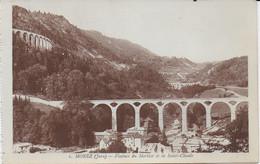Morez - Viaducs Du Morbier Et De Saint Claude - Sonstige Gemeinden