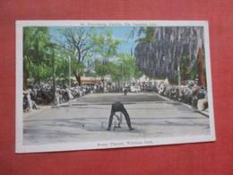 Roque Players  St Petersburg Florida       Ref 4417 - St Petersburg