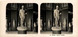 197 Paris, Lovre Achille.  ESTEREOSCOPICA. STÉRÉOSCOPIQUE. STEREOSCOPIC - Stereoscopic