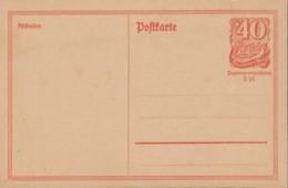 INFLA:  DR P 141 I, Ungebraucht, Postreiter - Infla