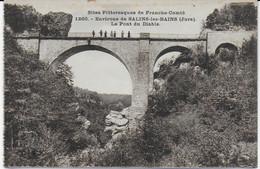 Salins Les Bains (environs) - Le Pont Du Diable - Sonstige Gemeinden
