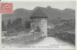 Salins Les Bains (environs) - La Tour D'Andelot  (XIVe Siècle) - Sonstige Gemeinden