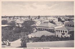 236866Mombasa, Bird's Eye View Of Town. - Kenia