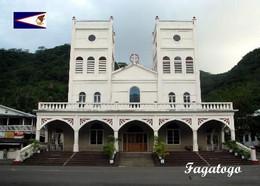 American Samoa Fagatogo Church New Postcard Amerikanisch-Samoa AK - American Samoa