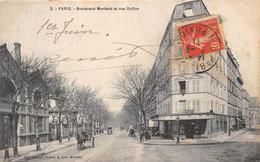 PARIS-75004-BOULEVARD MORLAND ET RUE CRILLON - Paris (04)