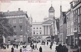 2389215Rotterdam, Stadhuis Met Botersloot (poststempel 1907) - Rotterdam