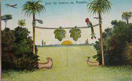 """""""Adam&Eva"""" 1910, Das Leben Im  Paradies ♥  - Religions & Beliefs"""