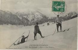 15 - LE LIORAN - Skieurs à Font Alagnon - Non Classificati