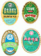 CHINE-ETIQUETTES DE BIERE- - Bier