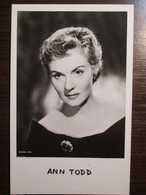 Ann Todd - British Actress - Beroemde Vrouwen