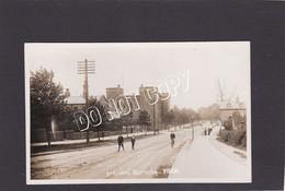 Infantry Barracks, York.      RPPC.    (D1048). - Unclassified