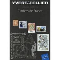 Yvert Et Tellier Timbre De France - Edition 2020 - Francia
