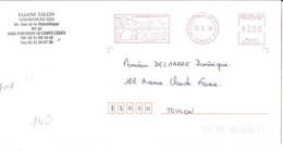 EMA FRANCE PONT BRIDGE BRUCKE BRUCH TETEZANA BRO MOCT PONTE PUENTE BRUG SARDINES 1910 FONTENAY LE COMTE VENDEE - Ponti