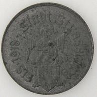 Ville De Strasbourg, 10 Pfennig 1918 - Monetary / Of Necessity