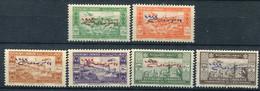 Grand Liban     PA  91/96 ** - Luftpost