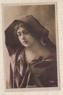 """20A1491 """" ROBINNE """" Carte Photo Reutlinger - Comédienne Française Née à Montluçon - Artiste Théatre Opéra 1905 - Artisti"""