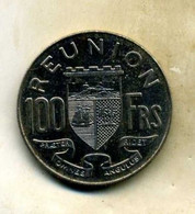 100 Francs ,ile De La Réunion - Réunion