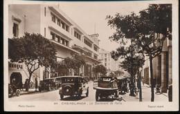 Maroc -- Casablanca -- Le Boulevard De Paris - Casablanca