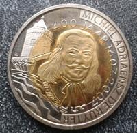 Netherlands TOKEN Vlissingen 2 Ruyter 2007 (400th Anniversary Michiel De Ruyter) - Paises Bajos