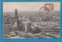 Egypte Cairo Vue Générale   LL  Cachet 1913 Port Said - Cairo