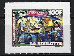 "Polynésie YT 981 "" La Roulotte, Adhesif "" 2012 Neuf** - Nuevos"