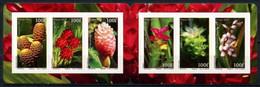 "Polynésie Carnet YT C884 "" Fleurs "" 2012 Neuf** - Ongebruikt"
