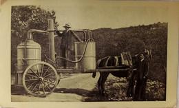 Gap L'Alambic Dusserre Et Fils Se Rendant Dans La Montagne Distiller Les Fleurs Sur Place - Spannen