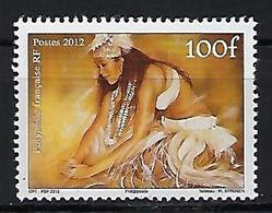 "Polynésie YT 996 "" Danse "" 2012 Neuf** - Nuevos"