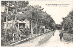 44 - SAINT-BREVIN-L'OCEAN - Avenue De La Mer - Saint-Brevin-l'Océan