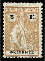 Moçambique, 1926, # 257, MH - Mosambik