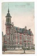 Jette Maison Communale Carte Postale Ancienne - Jette