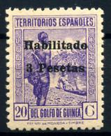 Guinea Española Nº 267. Año 1942 - Non Classificati