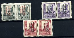 Guinea Española Nº 257hg/59hg. Año 1939 - Non Classificati