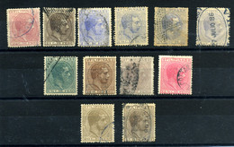 Filipinas Nº 57/66. Año 1880/83 - Philipines