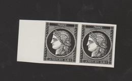 "FRANCE / 2019 / Y&T N° 5305A ** : ""Cérès 1849-2019"" Du Coffret Prestige X 2 Dont 1 BdF G - Unused Stamps"