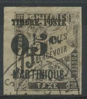 Martinique (1891) N 20 (o) - Non Classés