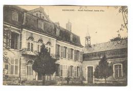 E533 - VAUCOULEURS - Ancien Pensionnat Jeanne D'Arc - Sonstige Gemeinden