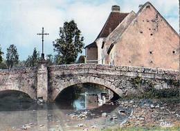 58 - CORVOL-L'ORGUEILLEUX - Le Pont Sur Le Sauzay  - CPSM - - Sin Clasificación