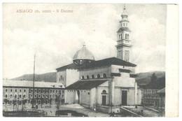 Cpa Italie - Asiago - Il Duomo - Andere