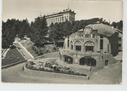 FONT ROMEU - Le Grand Hôtel Et Le Casino - Andere Gemeenten